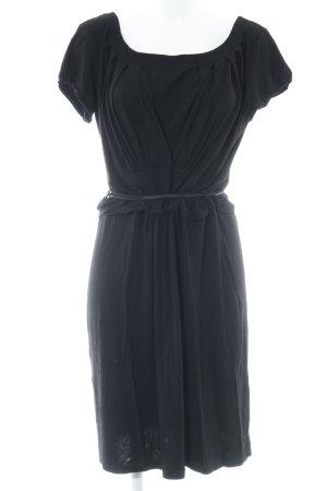 Mexx Stretchkleid schwarz Elegant