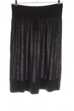 Mexx Stretch Skirt black casual look