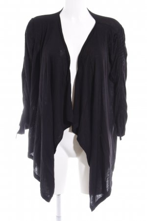 Mexx Knitted Blazer black casual look