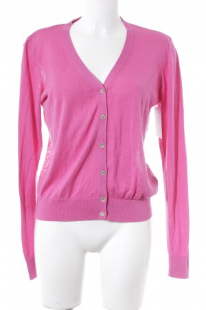 Mexx Strickjacke magenta Casual-Look