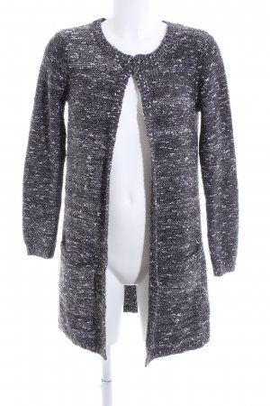 Mexx Knitted Coat flecked business style