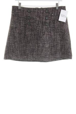 Mexx Gebreide rok pied-de-poule patroon straat-mode uitstraling