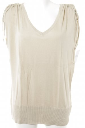 Mexx Strickshirt creme Casual-Look