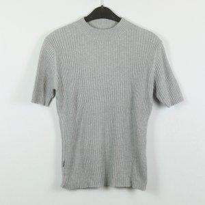 Mexx Camisa tejida gris claro Algodón