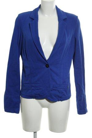 Mexx Sweatblazer blau Casual-Look