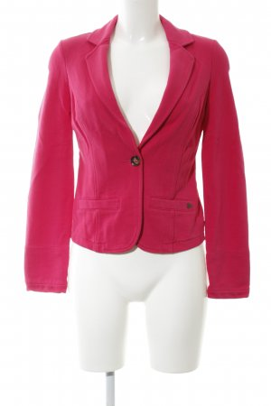 Mexx Sweatblazer pink Business-Look