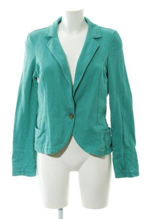 Mexx Sweatblazer grün Casual-Look