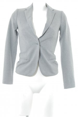 Mexx Sweat Blazer light grey flecked casual look