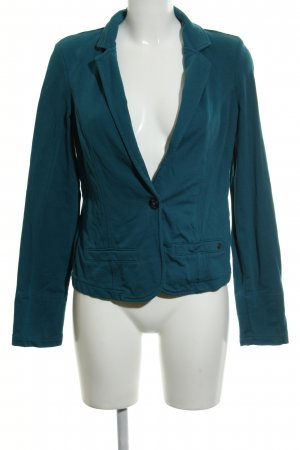Mexx Sweat Blazer cadet blue casual look