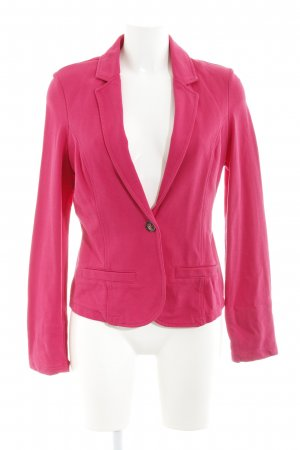 Mexx Sweat Blazer magenta casual look