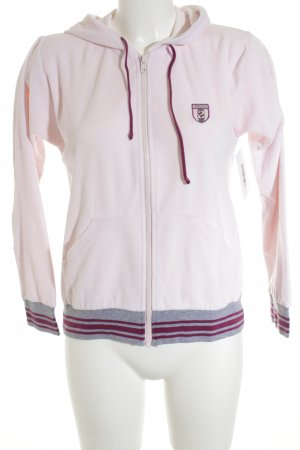 Mexx Sweatjacke rosa Casual-Look