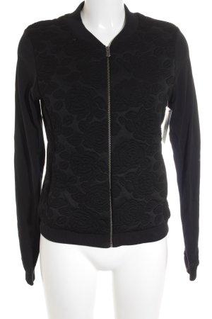 Mexx Sweat Jacket black casual look