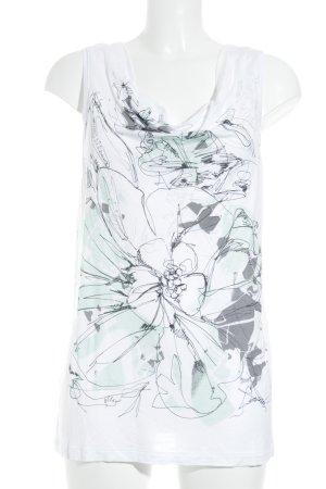 Mexx Camiseta estampado con diseño abstracto look casual