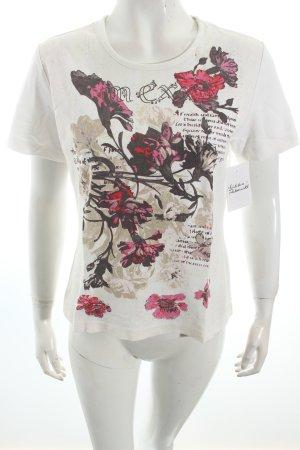 Mexx T-Shirt Blumenmuster