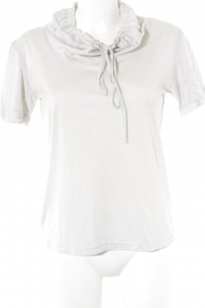 Mexx T-Shirt hellbeige Casual-Look