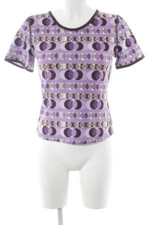 Mexx T-Shirt Punktemuster klassischer Stil