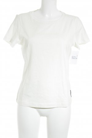Mexx T-Shirt weiß Casual-Look