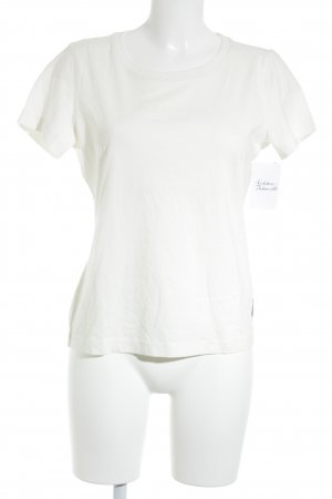 Mexx T-Shirt wollweiß Casual-Look