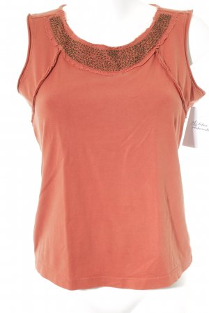 Mexx Tanktop rostrot Casual-Look