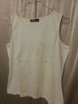 Mexx-Top in Creme-Farbe