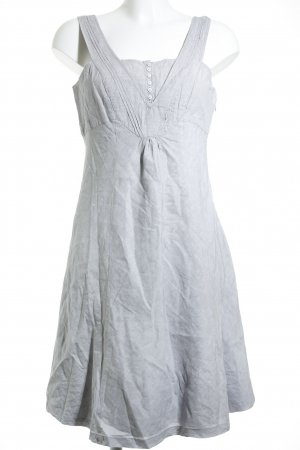 Mexx Pinafore dress grey-white casual look