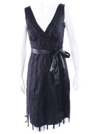 Mexx Trägerkleid schwarz