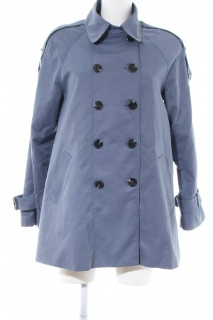Mexx Trenchcoat blau Casual-Look