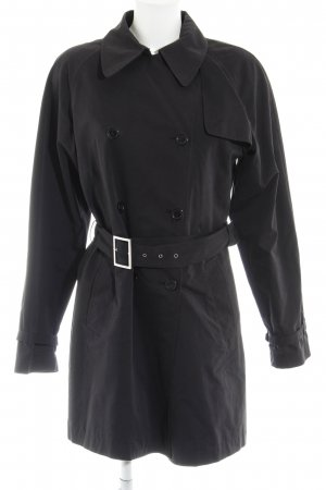 Mexx Trenchcoat dunkelblau Casual-Look
