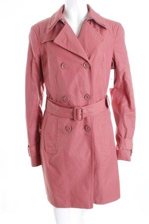 Mexx Trenchcoat hellrot Street-Fashion-Look