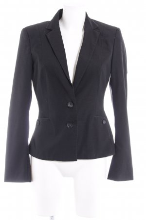 Mexx Tweedblazer schwarz Pepitamuster Business-Look