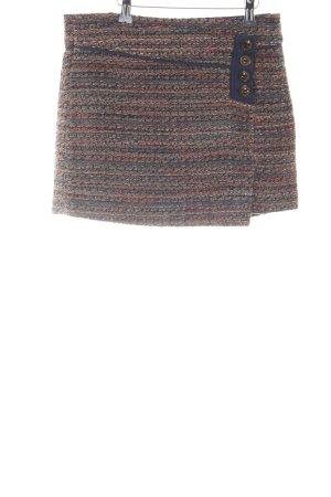 Mexx Tweed rok gestippeld casual uitstraling