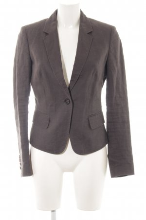 Mexx Unisex-Blazer dunkelgrau Business-Look