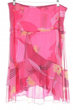 Mexx Flounce Skirt floral pattern classic style