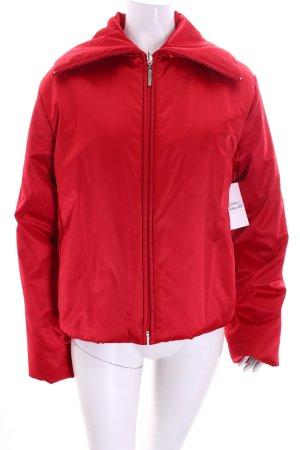 Mexx Winterjacke rot minimalistischer Stil