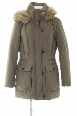 Mexx Wintermantel khaki Casual-Look