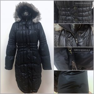 Mexx Quilted Coat black