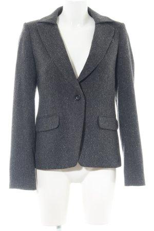 Mexx Woll-Blazer hellgrau meliert Business-Look