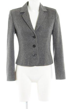 Mexx Woll-Blazer grau Business-Look