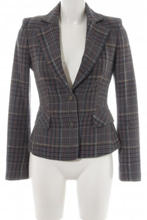 Mexx Wool Blazer check pattern casual look