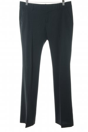 Mexx Woolen Trousers anthracite business style