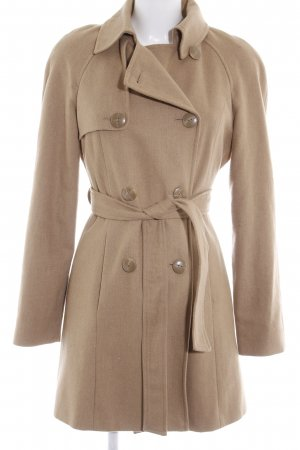 Mexx Wollmantel camel Casual-Look
