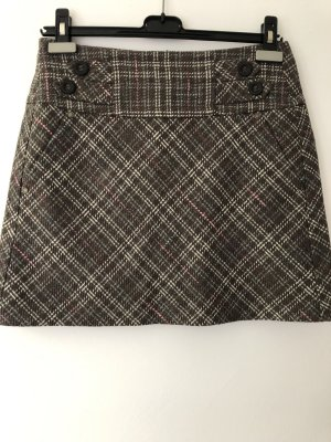 Mexx Wool Skirt multicolored