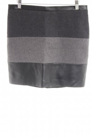 Mexx Wool Skirt flecked casual look