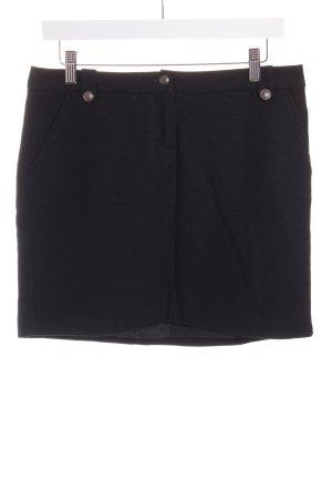 Mexx Wollen rok zwart stedelijke stijl