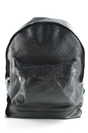 mi pac Notebookrucksack schwarz Casual-Look