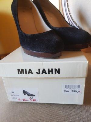 Mia Jahn Pumps in Schwarz