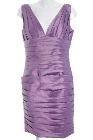 MIA SOLANO Abendkleid violett Elegant
