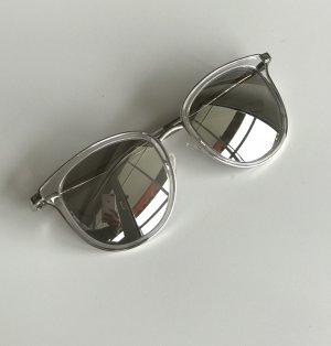 Michael Kors Lunettes de soleil gris clair