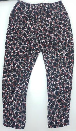 Michael Kors Harem Pants black-raspberry-red