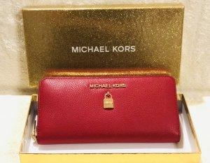 Michael Kors Portemonnee rood
